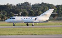 N650MG @ ORL - Falcon 20