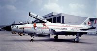 101054 @ YYZ - in Toronto for the 1983 CNE airshow - by metricbolt