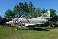 142741 - 142741 AC-403  ex US Navy-VA46  displayed at Vietnam Memorial Museum, Orlando 3.4.12 - by GTF4J2M