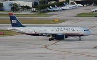 N655AW @ FLL - USAirways
