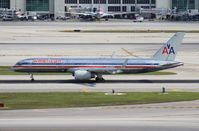 N666A @ MIA - American - by Florida Metal