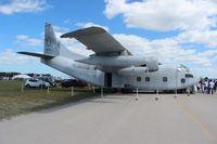 N674JK @ TIX - C-123K - by Florida Metal