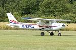 G-BFHU @ EGNF - 1977 Reims F152, c/n: 1461 at Netherthorpe