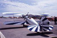 C-FDJQ @ YHM - 1976 Hamilton Airshow - by metricbolt