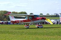 G-BRTD @ EGHP - Cessna 152 [152-80023] Popham~G 03/05/2014 - by Ray Barber
