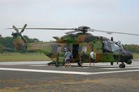 1307 @ LFRN - NHI NH-90 TTH, Static display, Rennes-St Jacques airport (LFRN-RNS) Air show 2014 - by Yves-Q
