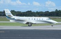 N676BB @ ORL - Citation XL