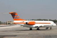 PH-KBX @ LMML - Fokker70 PH-KBX Netherlands Government - by Raymond Zammit