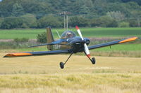 G-CDJB @ X3CX - Departing from Northrepps. - by Graham Reeve
