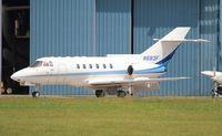 N683F @ FXE - Hawker 800A
