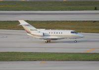 N684DK @ FLL - Hawker 800XP