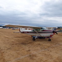C-FAVA @ KAWO - 1971 Cessna 172L at the 2015 Arlington Fly-In. - by Eric Olsen