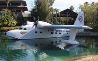 N693S - HU-16D at a Resort near Universal Studios Orlando