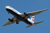 G-BNWV @ EGLL - Boeing 767-336ER [27140] (British Airways) Home~G 23/05/2011. On approach 27R.