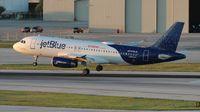 N709JB @ FLL - Jet Blue 1010010110