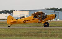 N711 @ LAL - Cub Crafters CC11-160
