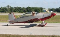 N718DR @ LAL - Thorp T-18 - by Florida Metal