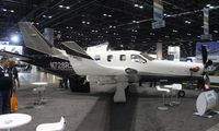 N728RS - Socata TBM-900 at NBAA Orlando