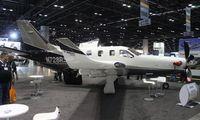 N728RS - Socata TBM-900 at NBAA Orlando