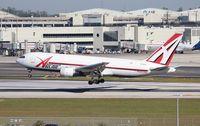 N750AX @ MIA - ABX 767-200