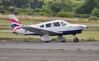 G-ODAK @ EGFH - Visiting Piper Dakota operated by Flydakota. - by Roger Winser