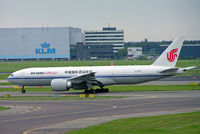 B-2097 @ EHAM - Boeing 777-FFT [44680] (Air China Cargo) Amsterdam-Schiphol~PH 06/08/2014 - by Ray Barber