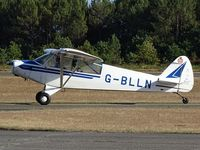 G-BLLN @ LFCH - private - by Jean Goubet-FRENCHSKY