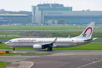 CN-ROU @ EHAM - Boeing 737-8B6 [33069] (Royal Air Maroc) Amsterdam-Schiphol~PH 08/08/2014 - by Ray Barber