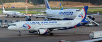 VQ-BQN - A320 - Ural Airlines