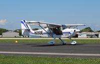 N110E @ KOSH - Aeropro CZ A240 - by Mark Pasqualino