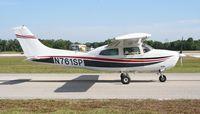 N761SP @ LAL - Cessna 210M