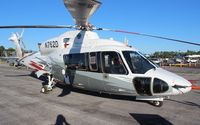 N762D @ SUA - Sikorsky S-76