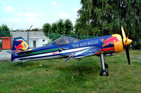 RA-02694 @ LILN - Sukhoi Su-31 [04-05] Varese-Venegono~I 19/07/2004