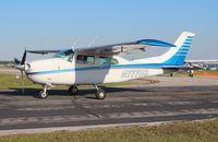 N777HS @ LAL - Cessna T210L