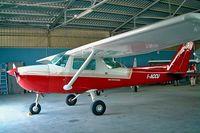 I-ACCU @ LI55 - Cessna 150M Commutor [150-77136] Bologna-Ozzano del Emiglia~I 16/07/2004