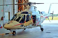 I-ESUE @ LIPU - Agusta A-109E Power [11124] Padova~I 16/07/2004