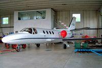 I-TOIO @ LIPT - Cessna Citation I/SP [501-0252] Vicenza~I 17/07/2004