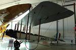N9477 @ KFAR - Standard J-1 at the Fargo Air Museum. - by Kreg Anderson