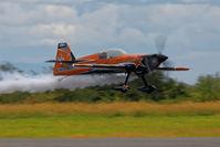 C-FMYA @ CZBB - High speed pass - by Guy Pambrun