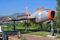 MM53-6646 - Republic F-84F Thunderstreak [53-6646] (Italian Air Force) Cerbaiola/Emilia-Romagna~I 16/07/2004 - by Ray Barber