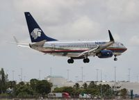 N788XA @ MIA - Aeromexico