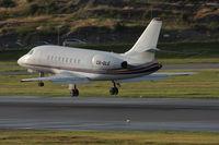 CS-DLE @ ESSB - Landing runway 30 from Geneva. - by Anders Nilsson