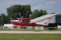 N116HR @ KOSH - Cessna 182R - by Mark Pasqualino