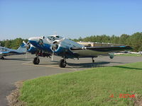 UNKNOWN @ ACP - I always liked the Beech 18 - by Joel Johnson