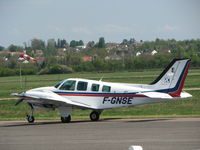 F-GNSE - BE58 - Arik Niger