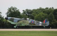 N1940K @ KOSH - Jurca MJ-100 Spitfire - by Mark Pasqualino