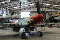 BAPC240 @ EGYK - On display at the Yorkshire Air Museum EGYK - by Clive Pattle
