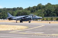 165595 @ BFI - Harrier of VMA-214 Blacksheep Sq at the 2015 Seafair - by Eric Olsen