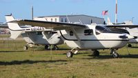 N814AS @ TIX - Cessna 337