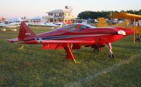 N814LM @ LAL - Osprey GP-4